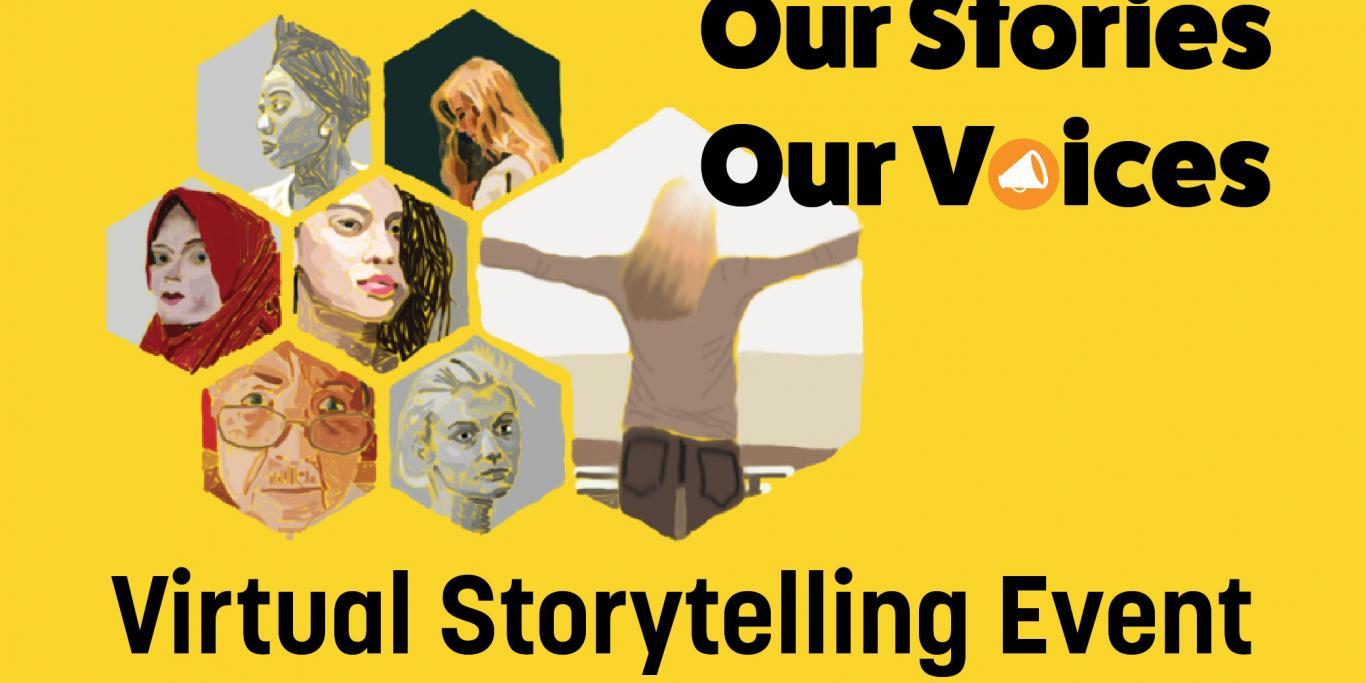 Virtual Storytelling Event