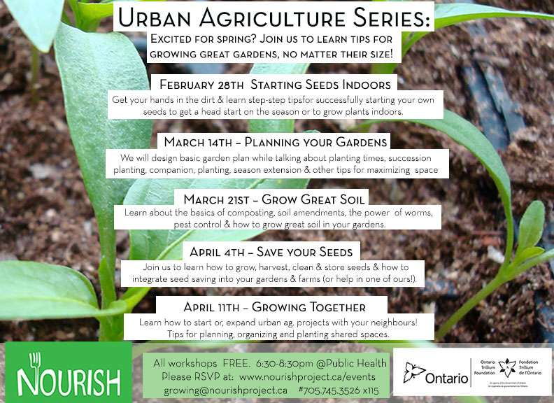 Urban Ag. Series